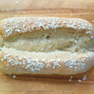 Bread Baking: Oat Bread