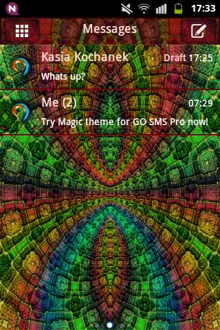 GO SMS PRO Magic Mosaic Buy