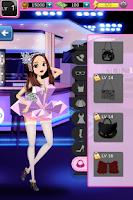 Screenshot of Runway Girl