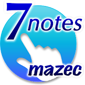 7notes with mazec (Japanese)