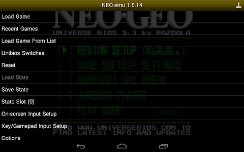 NEO.emu v1.5.34