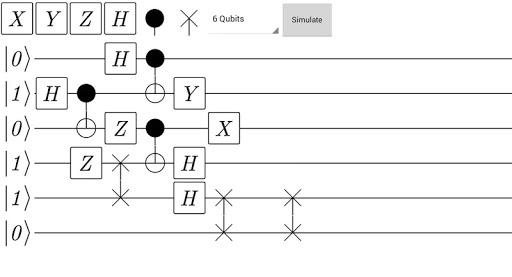 Quantum Circuit Simulator