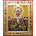 Petition to Saint Matrona icon