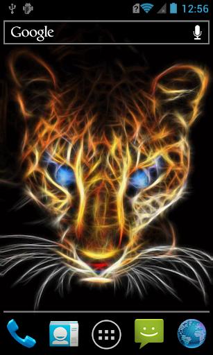 Predatory glance LWP