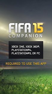 EA SPORTS™ FIFA 15 Companion - screenshot thumbnail