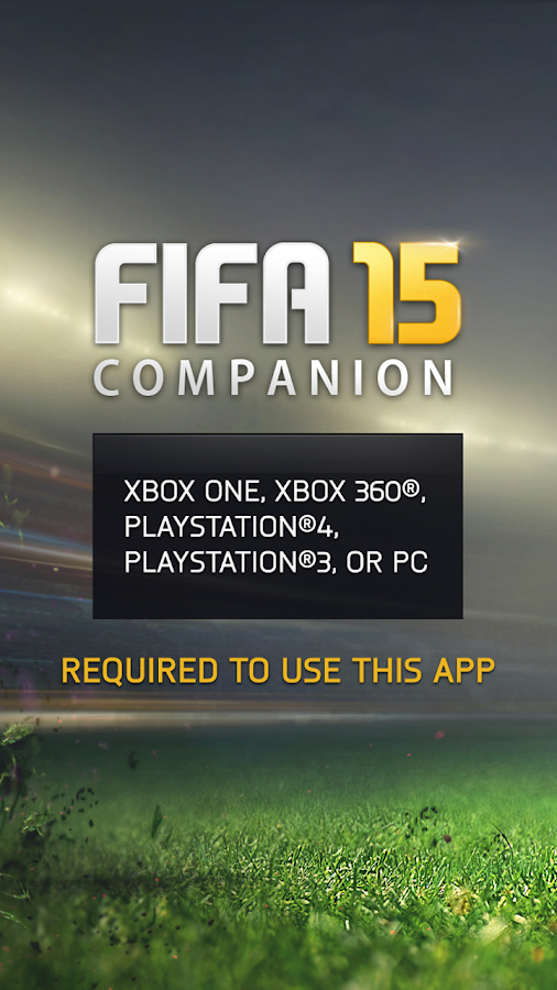 EA SPORTS™ FIFA 15 Companion - screenshot