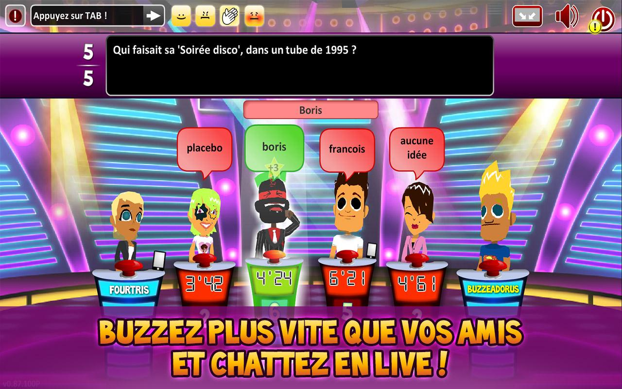 Jeu Quiz Culture Generale Applications Android Sur