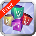Word Cube match 3D free -HaFun