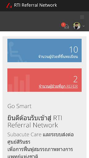 RTI Referral Network