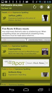 Esperanza Spalding: The Root - screenshot thumbnail