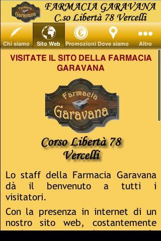 【免費健康App】Farmacia Garavana-APP點子