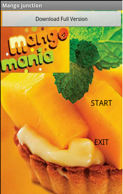 Mango Mania - screenshot