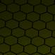 Yellow Rotating Honeycomb LWP
