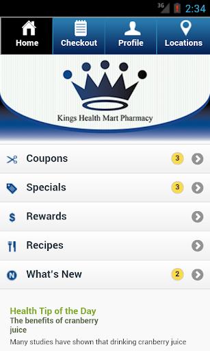 King's Health Mart Pharmacy
