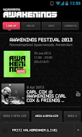 Screenshot of Awakenings