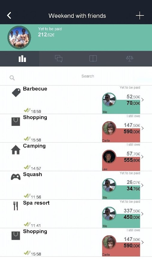 PocketBee- screenshot