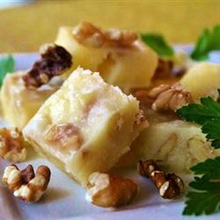 Easy Microwave Maple Fudge Recipe