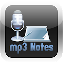 MP3 Notes Recorder logo