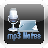 MP3 Notes Recorder