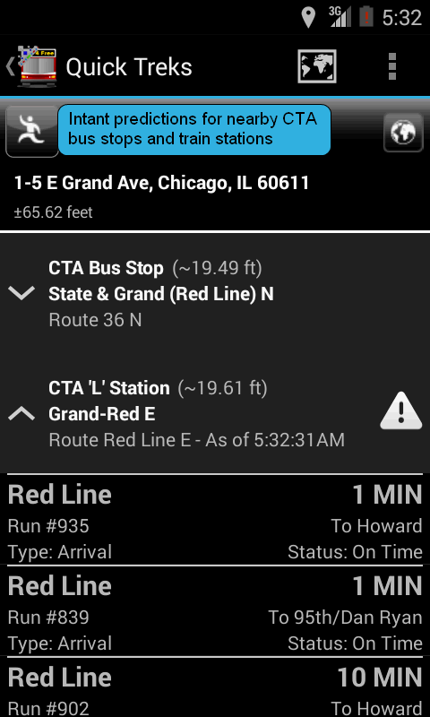 TreKing (Chicago) 4 Free- screenshot