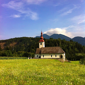 Bohinjska Bistrica  - Slovenia by Andjela Miljan - Instagram & Mobile iPhone (  )