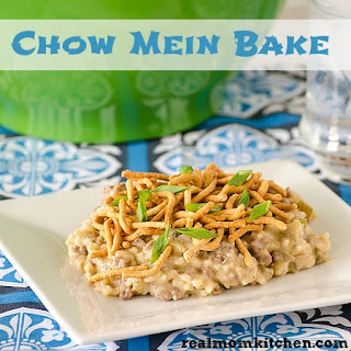 Chow Mein Bake