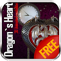 3D Dragon Heart Fantasy HD LWP