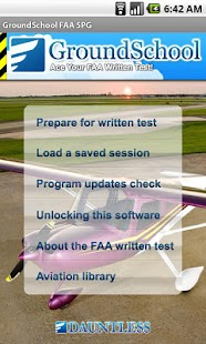 FAA Sport Pilot Test Prep - screenshot thumbnail