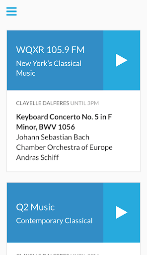 Classical Music Radio WQXR