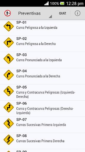 Señales Tránsito Colombia