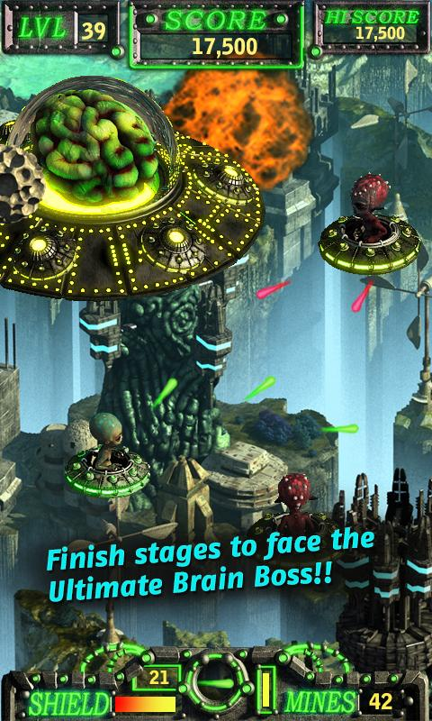 Zixxby: Alien Shooter Lite - screenshot