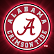 Alabama Crimson Tide Clock