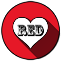 Red Hearts Icon Pack (Donate) icon