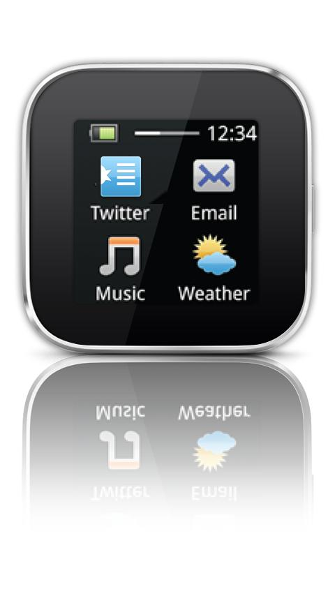 SmartWatch- screenshot
