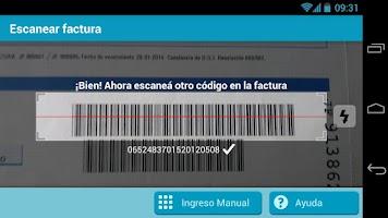 Screenshot of Paganza