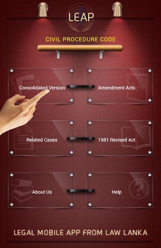 Civil Procedure Code Law Lanka