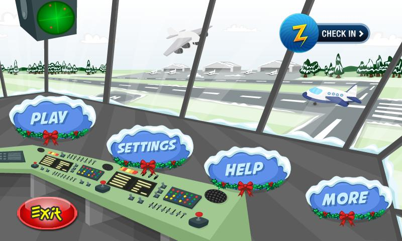 Control Air Flight-Jet Parking - screenshot