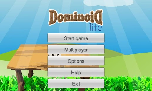 Dominoes Dominoid Lite- screenshot thumbnail