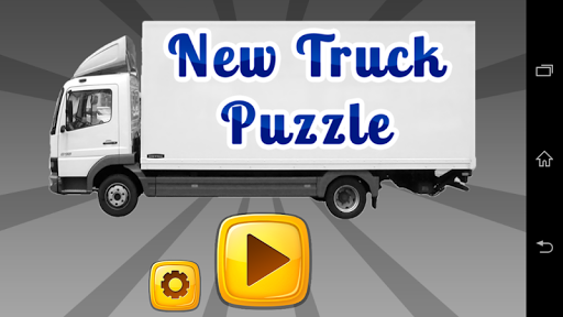 New Truck Puzzle
