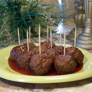 Cocktail Meatballs IV