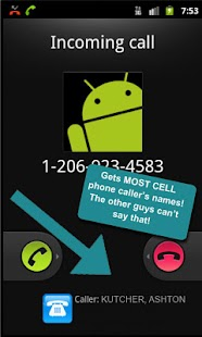 Real Caller ID - screenshot thumbnail