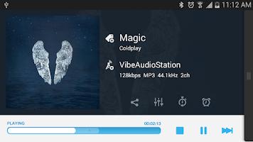 Screenshot of XiiaLive™ Pro - Internet Radio