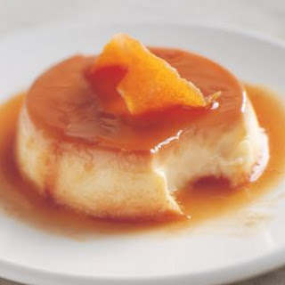 Orange Crème Caramel