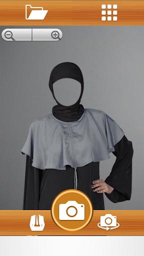 Burqa Photo Maker