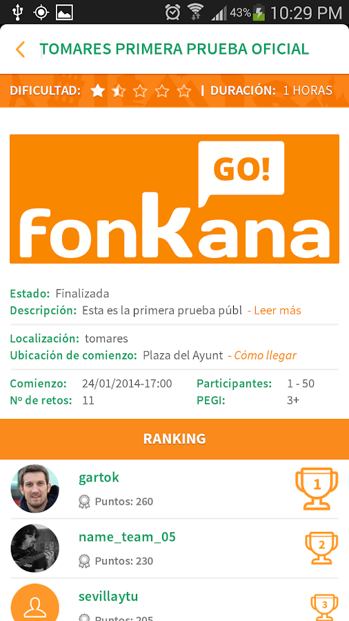 fonKana - screenshot