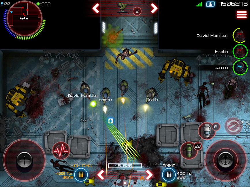 #7. SAS: Zombie Assault 4 (Android)