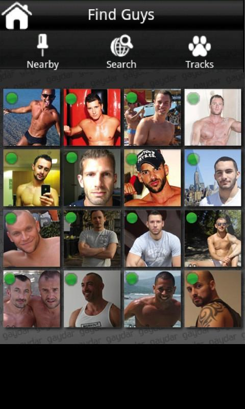 Gaydar - Millions of Men - screenshot