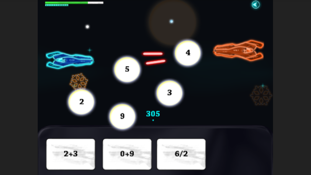 Math + Algebra Surfer- screenshot