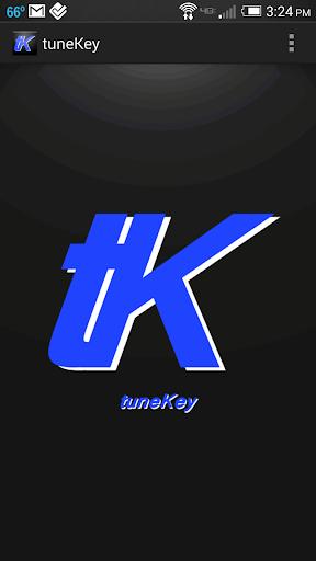 tuneKey