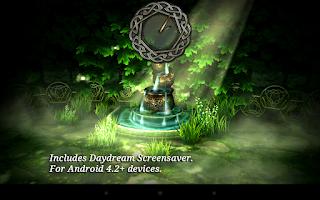Screenshot of Celtic Garden HD